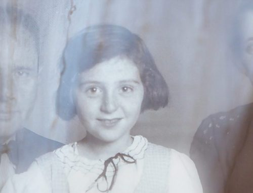 Gerda Wunsch The story of my grandmother as persecuted Jew in World War II