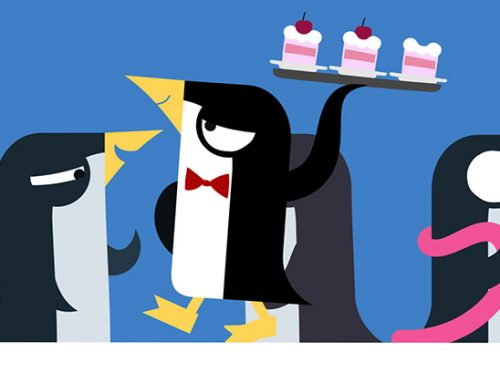 Penguin (Pinguin)