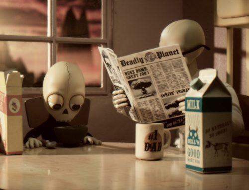 The Death, Dad & Son
